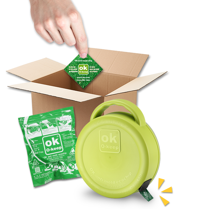 OK Anti-mold Ecochip | Taiwan OK Bio-technology Co , Ltd